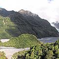 Franz Josef Glacier Nz by C H Apperson