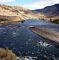 Fraser River by Susan Saver