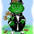 Freddie Frog by Tammy Talerico