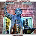 Frederick Douglass by Brian Wallace