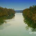 Fredericksburg Virginia River by Clayton Bruster