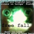 Free Fall by Antoinette Saxer