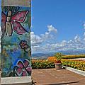 Free - The Berlin Wall by Lynn Bauer