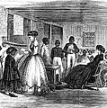 Freedmen School, 1866 by Granger