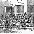 Freedmens School, 1868 by Granger