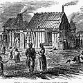 Freedmens Village, 1866 by Granger