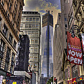 Freedom Tower Rising by David Bearden