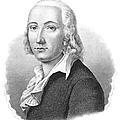 Freidrich H�lderlin by Granger