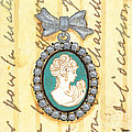 French Cameo 1 by Debbie DeWitt