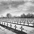 French Cemetery by Simon Marsden