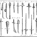 French Chivalric Weapons by Granger