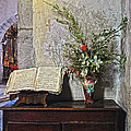 French Church Decorations by Dave Mills