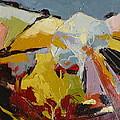 French Farm by Yvonne Ankerman