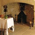 French Kitchen In Castelnaud by Greg Matchick
