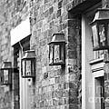 French Quarter Lamps by Leslie Leda