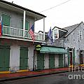 French Quarter Tavern Architecture New Orleans by Shawn O'Brien