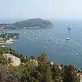 French Riviera by Barbara Saccente
