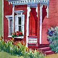 Fresh Paint by Sharon Lehman