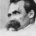 Friedrich Wilhelm Nietzsche, German by Photo Researchers