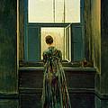 Friedrich Woman 1822 by Granger
