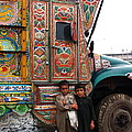 Friends - Take Me For A Ride In Your Jingly Truck by Fareeha Khawaja