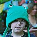 Frog Hat by Eric Tressler