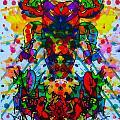Frogman 2 by Bill Davis