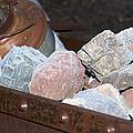 Frosty Rocks by Phyllis Denton