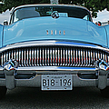 Frowning Buick by Randy Harris