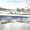 Frozen by Clara Sue Beym