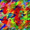 Frozen Colors by Mathieu Lalonde