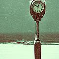 Frozen In Time by S Paul Sahm
