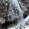 Frozen Narada Falls by Adam Jewell