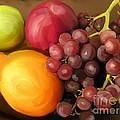 Fruit Aplenty by Anne Ferguson