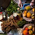 Fruit Arrangement by Sanyi Kumar
