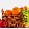 Fruit Basket by Regina Geoghan
