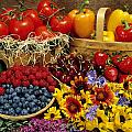 Fruits And Vegetables by David Chapman