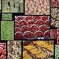 Fruits Mosaic by Francois Cartier