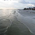Ft Myers Beach by Val Oconnor