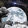 Full Moon by Thomas OGrady