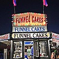 Funnel Cakes by Joan Meyland