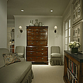 Furniture In Upscale Home by Robert Pisano