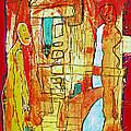Fusion Nr.42 by Franziska Kolbe