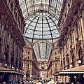 Galleria Vittorio Emanuele by Benjamin Matthijs