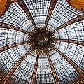Galleries Laffayette Paris France by Jon Berghoff