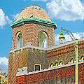 Galloway Church Memphis by Lizi Beard-Ward