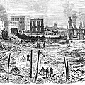 Galveston: Fire, 1877 by Granger