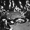 Gambling In Monte Carlo, On The French by Everett