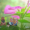 Garden Fairy Friends by Debbie Portwood