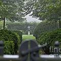 Garden Gate by John Greim